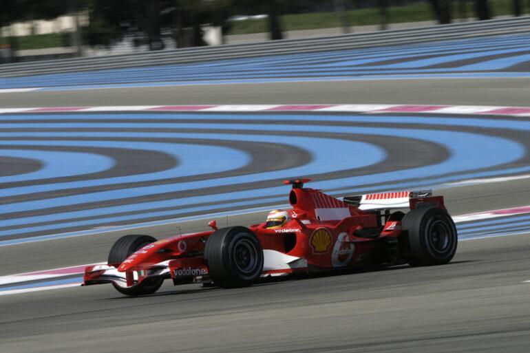 F1 GP Francese, Le Castellet