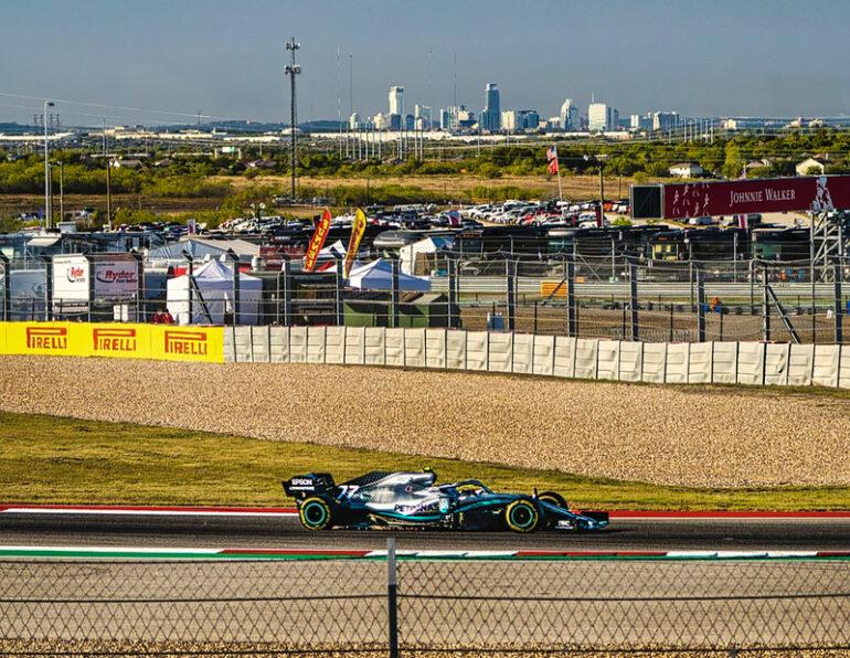 Gp F1 Austin USA Texas