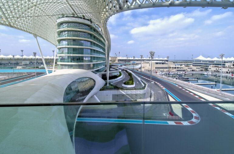 GP F1 Abu Dhabi Yas Marina