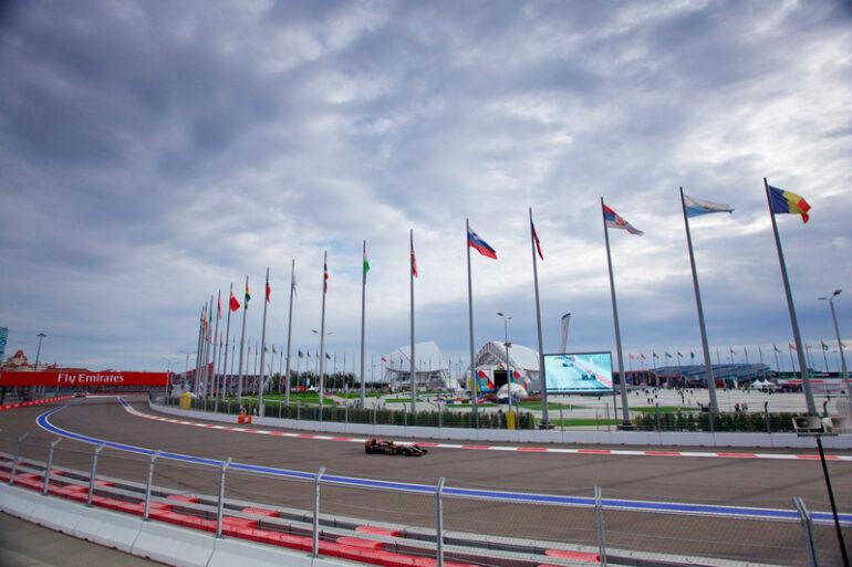 Gp Russia F1 Sochi