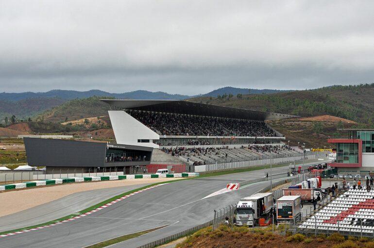 Autódromo Internacional do Algarve - di Klugschnacker