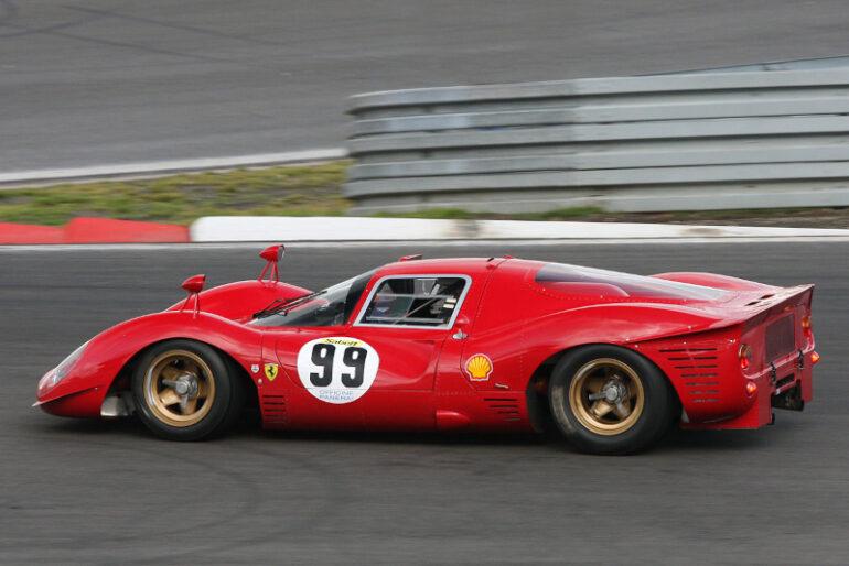 Ferrari 300 P4