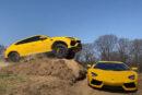 Lamborghini Aventador Urus Salto