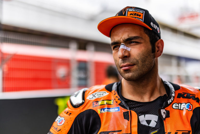 Danilo Petrucci Red Bull KTM Tech3