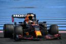 GP Francia Prove Libere Verstappen