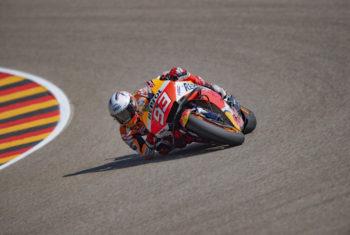 MotoGP Germania Vittoria Marquez