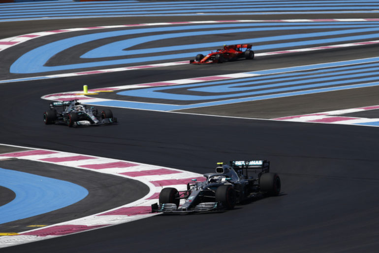 GP di Francia Formula 1 Mercedes