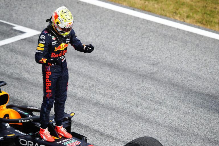 GP di Stiria Vittoria Verstappen