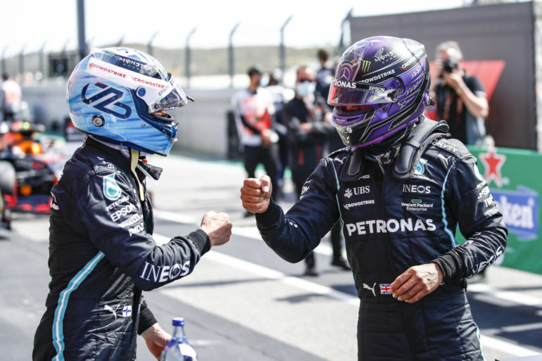 Mercedes GP Francia preview