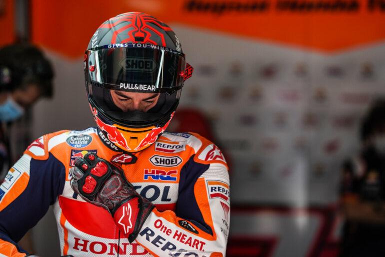 Marc Marquez Germania Preview MotoGP 2021