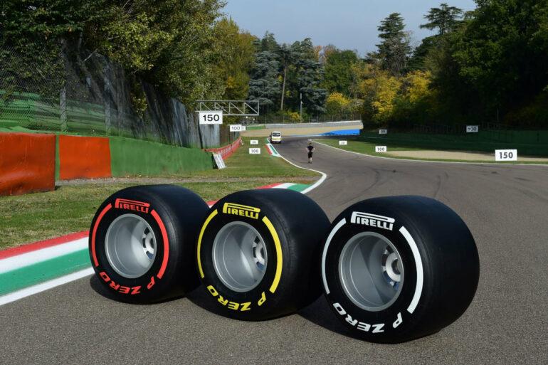 Pirelli Formula 1 2021