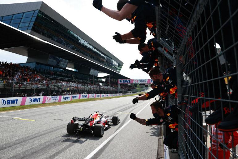 F1 Austria 2021 vittoria Verstappen