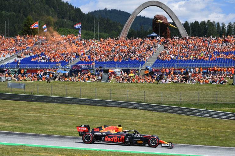 GP Austria 2021 Verstappen FP3