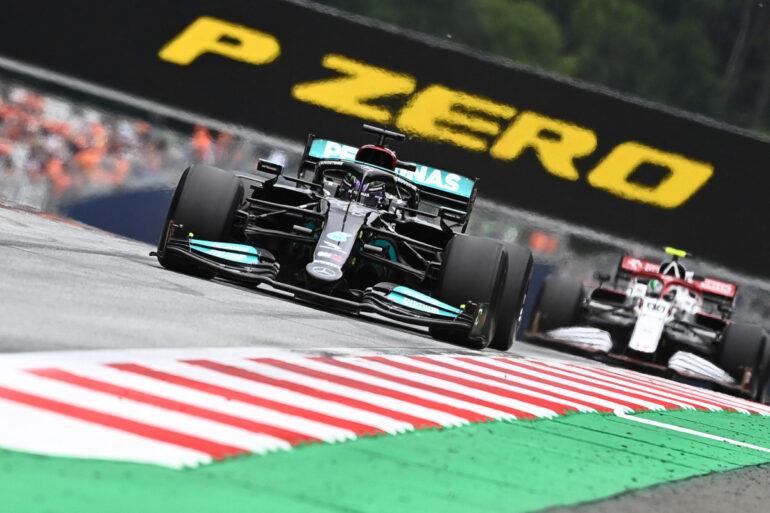 GP Austria Prove