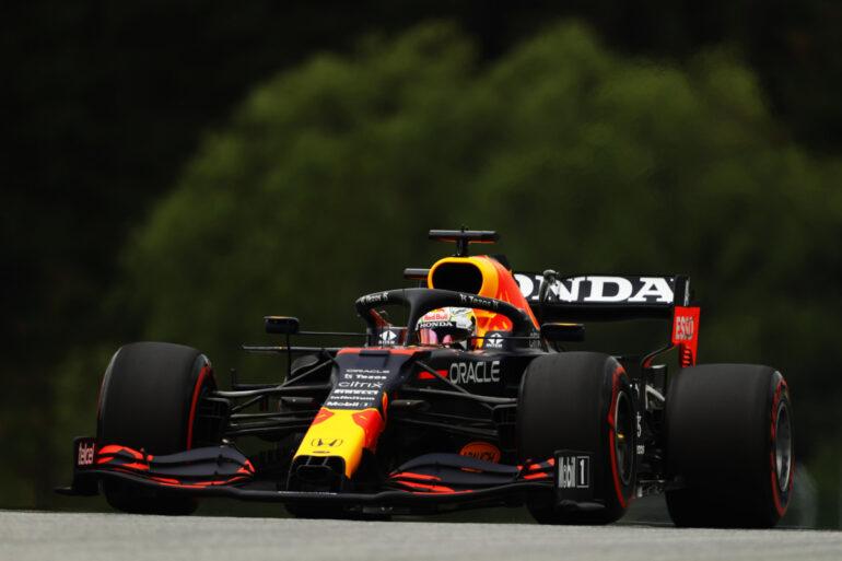 GP Austria Prove Verstappen