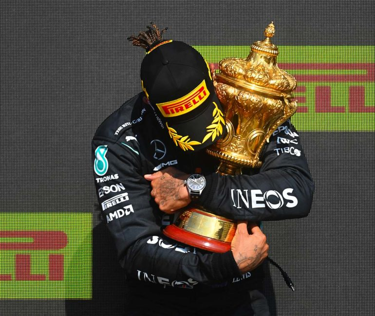 Lewis Hamilton gp inghilterra 2021
