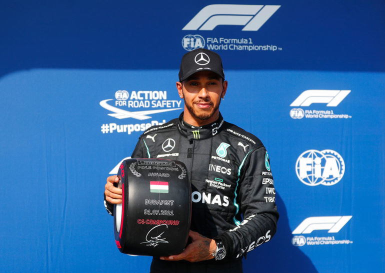F1 gp hungheria 2021